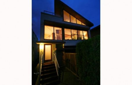 2 Bedroom Residential Attached in Vancouver at 1419 Maple Street