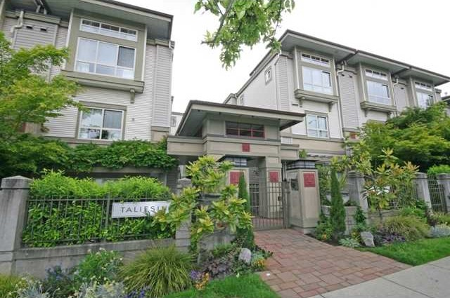 2 Bedroom Residential Attached in Vancouver at 30 2375 W BROADWAY