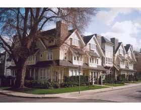 KITSILANO MEWS at York Avenue & Arbutus Street