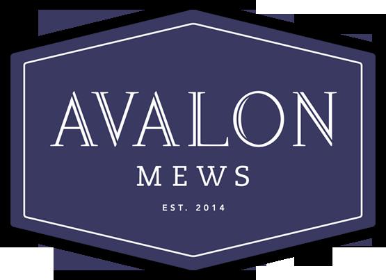 Avalon Mews Logo.