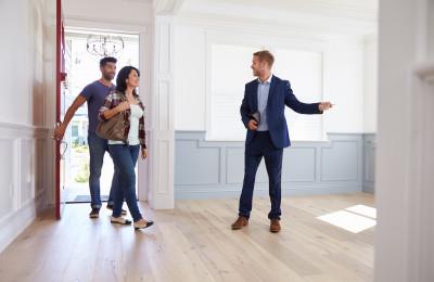 First Time Homebuyers Spark Bidding War
