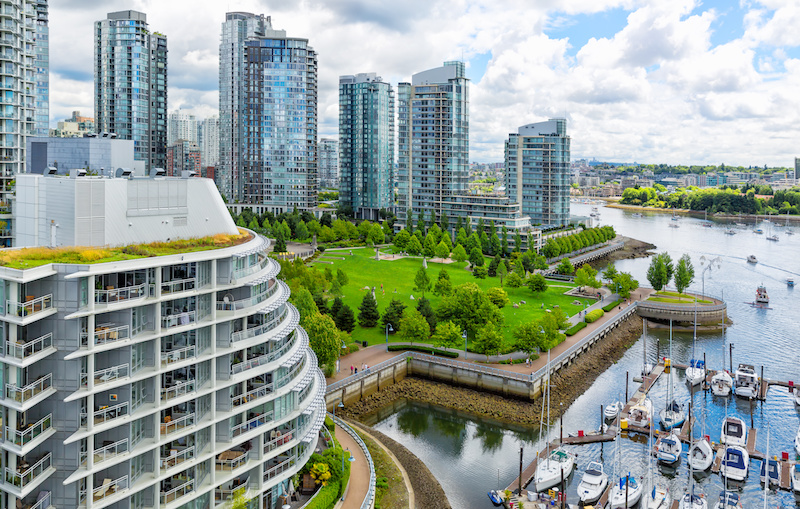 townhomes vancouver