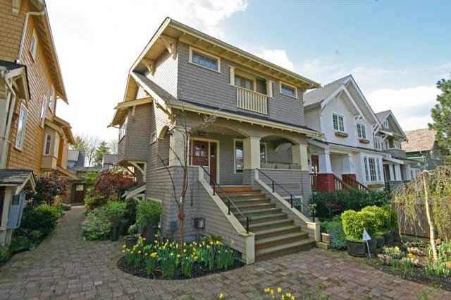 2 Bedroom Residential Attached in Vancouver at 3538 W 5th Avenue