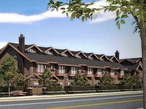 MONTGOMERY TOWNHOMES Townhouse