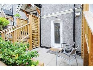 PENDER PLACE Townhouse
