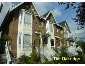 THE OAKRIDGE Townhouse