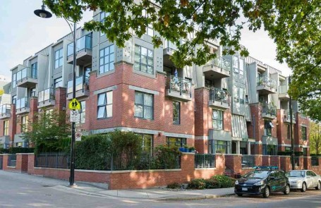 3 Bedroom Townhouse in Vancouver at 102 2688 VINE STREET