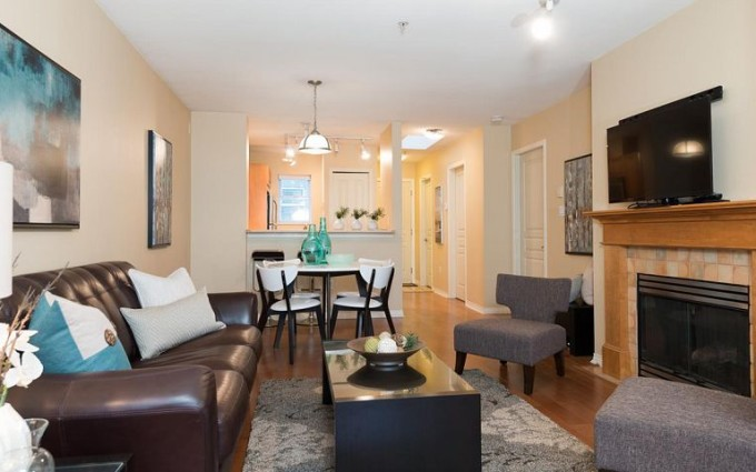 2 Bedroom Apartment/Condo in Vancouver at 404 2929 W 4TH AVENUE