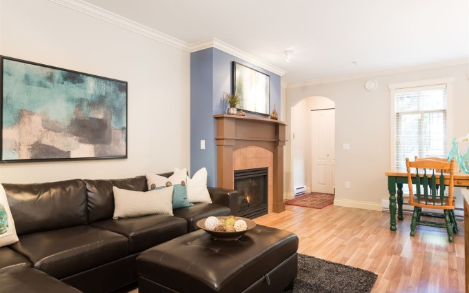 1 Bedroom Townhouse in Vancouver at 3038 W 4TH AVENUE