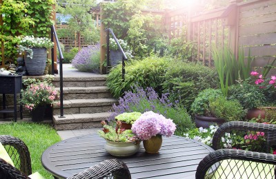 5 Frugal Ways to Update Your Townhouse Patio