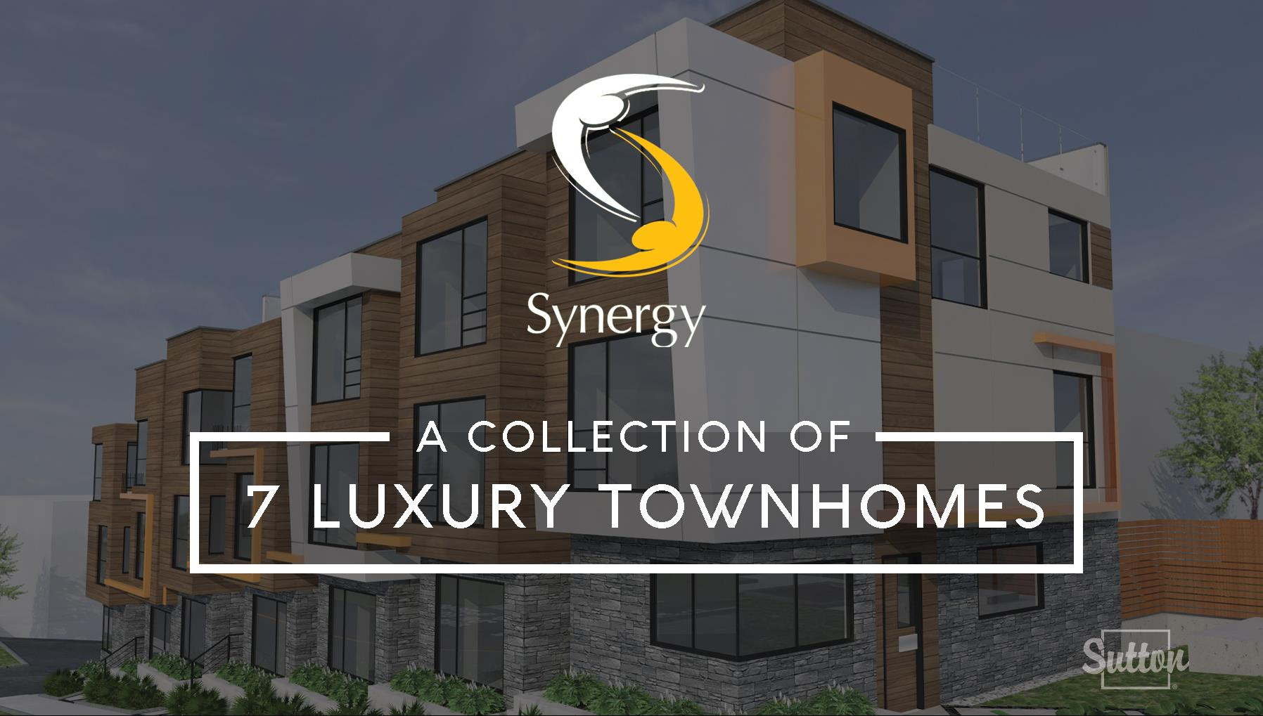 Synergy townhouse lonsdale