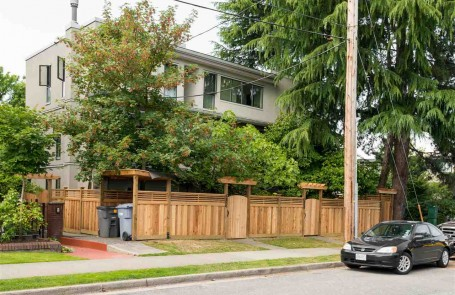 2 Bedroom Townhouse in Vancouver at 2807 ALDER STREET