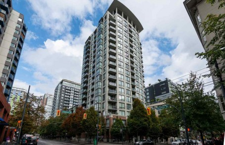 1 Bedroom Apartment/Condo in Vancouver at PH5 1082 SEYMOUR STREET