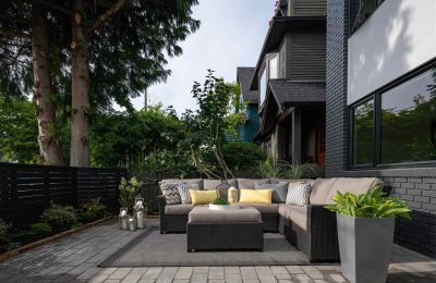 Creating a Pocket Garden (or Patio) for Your Vancouver Townhouse