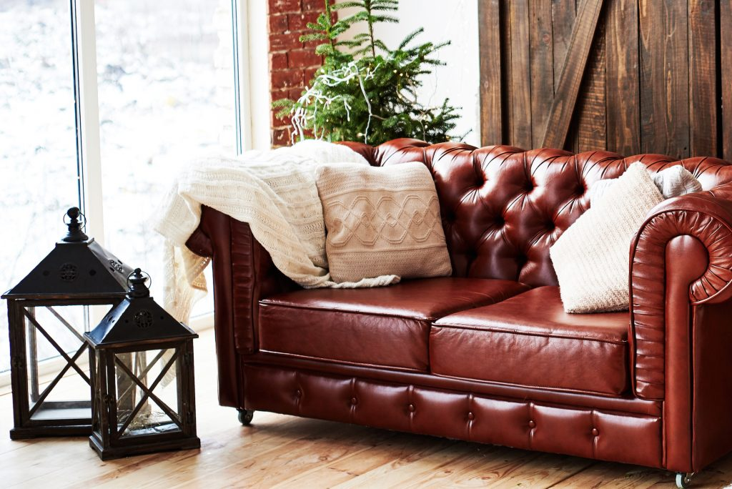 Vancouver townhouse chesterfield