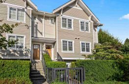 2 Bedroom Townhouse in Burnaby